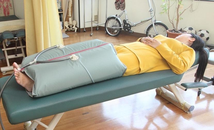 腰痛・o脚治療